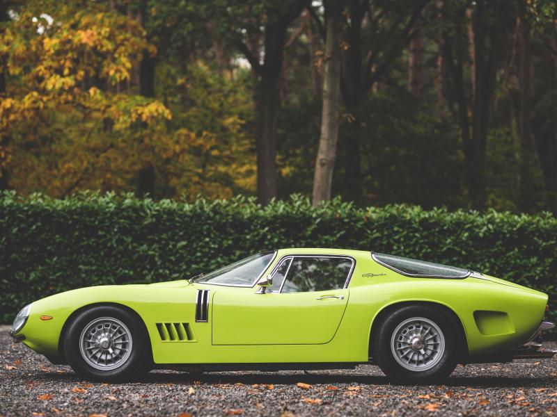 1968 ビッザリーニ 5300 GT アメリカ