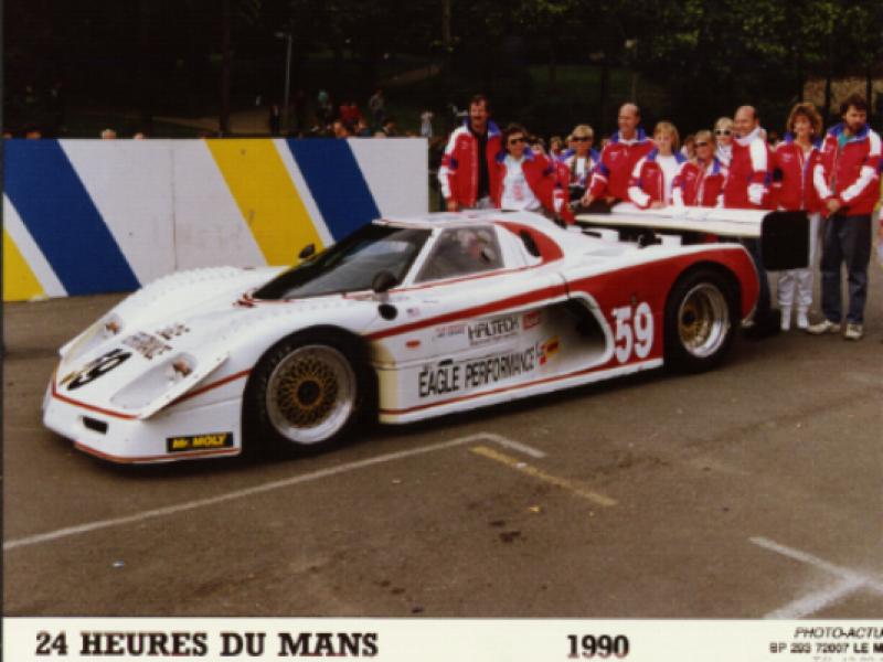 1988 ローラ T-コルベット GTP ex. ル・マン