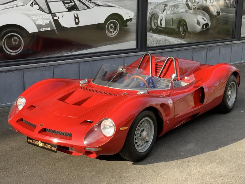 1970年 ビザリーニ バルケッタ