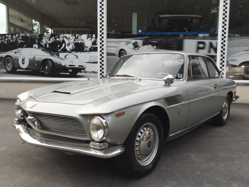 1968年年 イソ リヴォルタ  GT