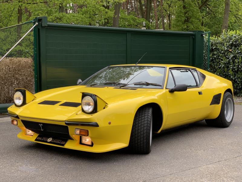 1990年 デ・トマソ パンテラ GT5-S
