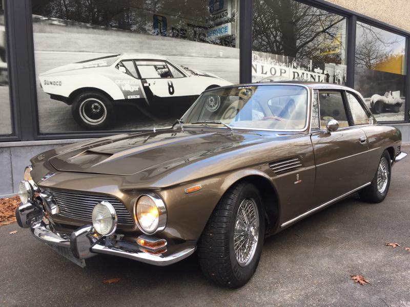 1964年 イソ リボルタ GT(IR340)