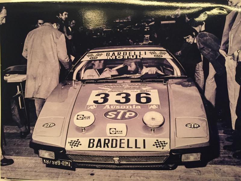 1972 デ・トマソ パンテーラ GR3