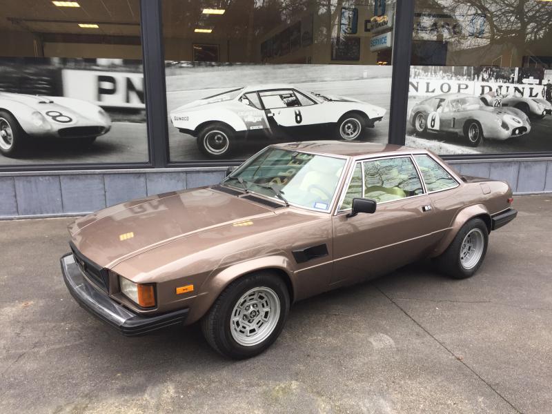 1983年 デトマソ ロンシャン GTS