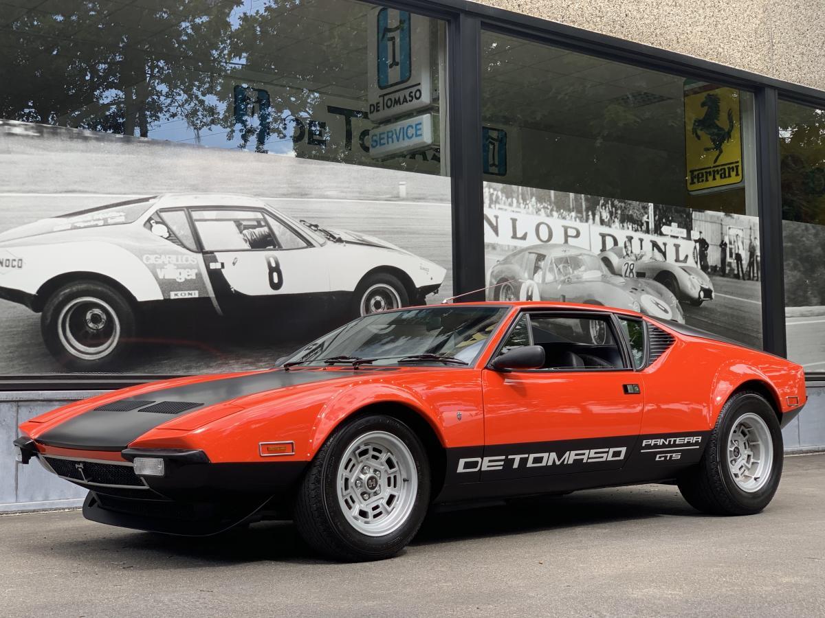 De Tomaso Pantera Gts Speed8classics